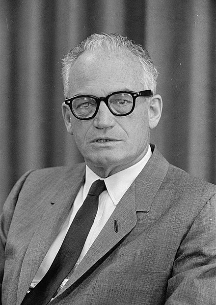 440px Barry Goldwater photo1962