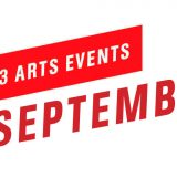 Top 3 Arts Events September 2018
