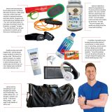 What's in Your… Gym Bag? with Lucas James