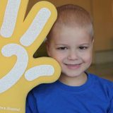 Help Stop Childhood Cancer