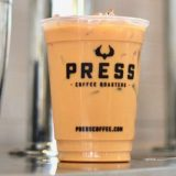 Recipe Friday: Press Coffee Cold Brew Shaker