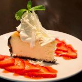 Recipe Friday: Thirsty Lion's White Chocolate Cheesecake