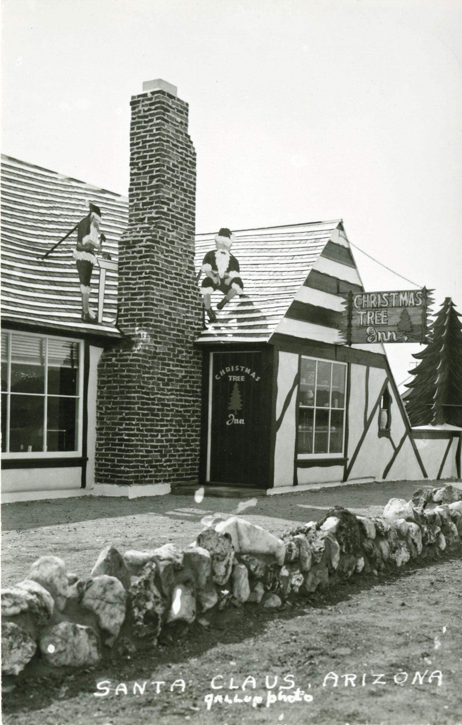 Historic photo courtesy Arizona Historical Society