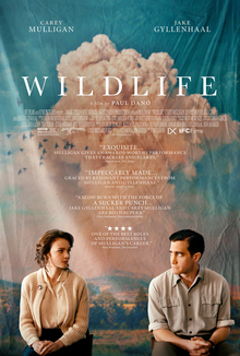 Wildlife film poster