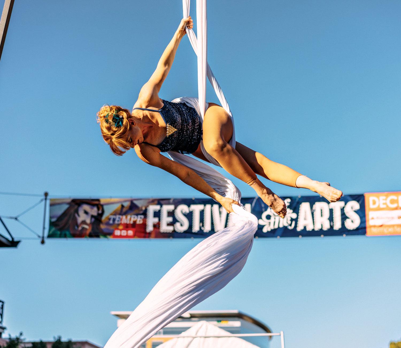 Tempe Festival of the Arts; Photo courtesy Tempe Festival of the Arts