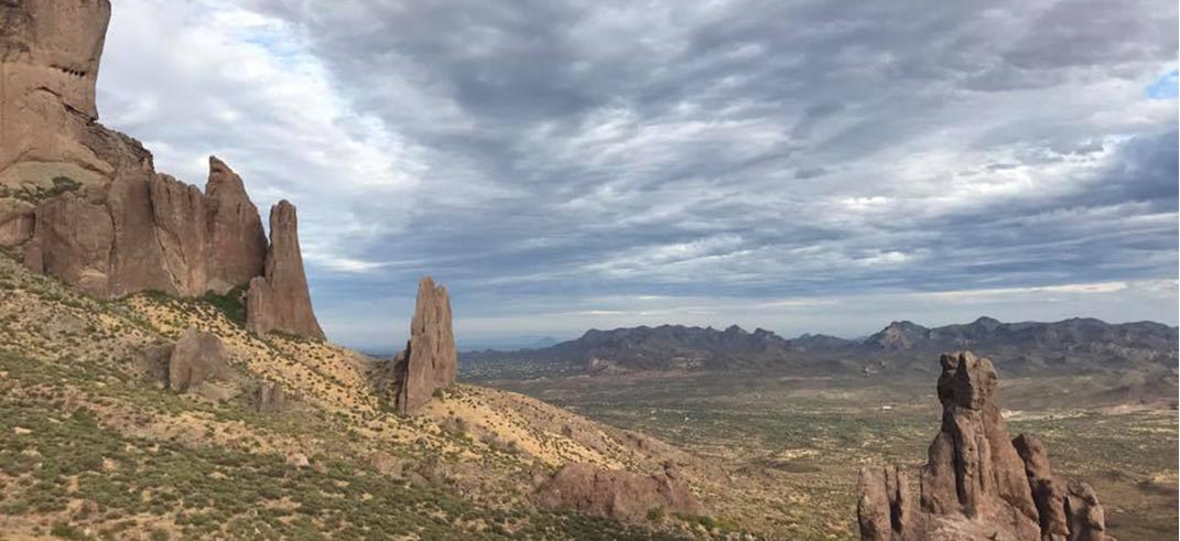 Mark Friedrich, Apache Junction AZ: Lost Dutchman State Park