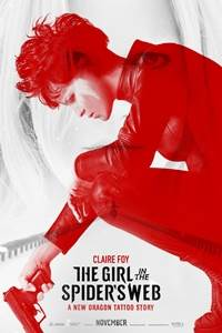girlinthespiderswebposter