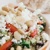 Recipe Friday: Char Kitchen + Bar Mediterranean Salad