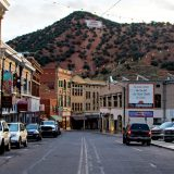 The Night the Lights Went Out in Bisbee