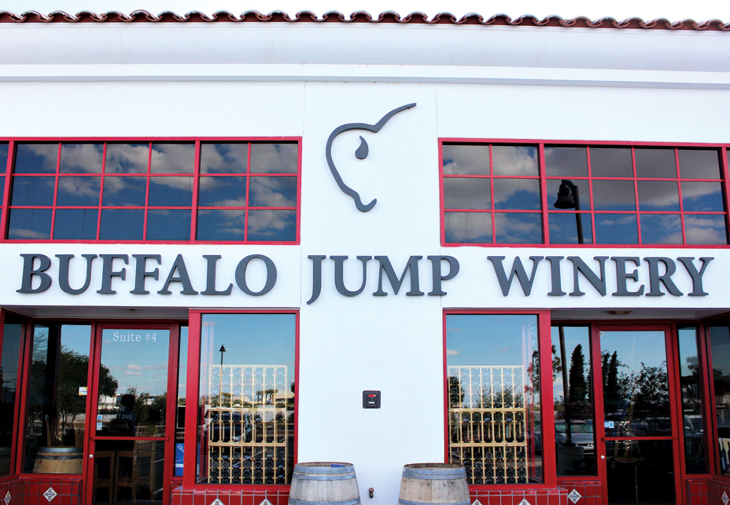Buffalo Jump Winery; photos by Harper Speagle-Price