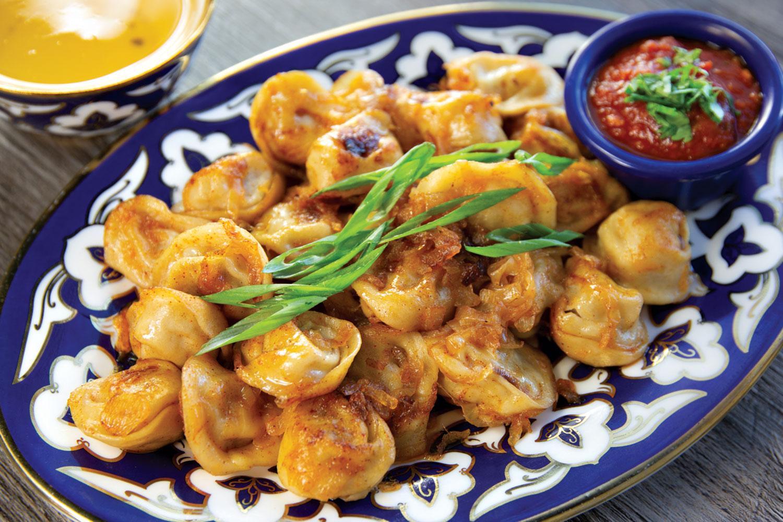 chuchvara dumplings