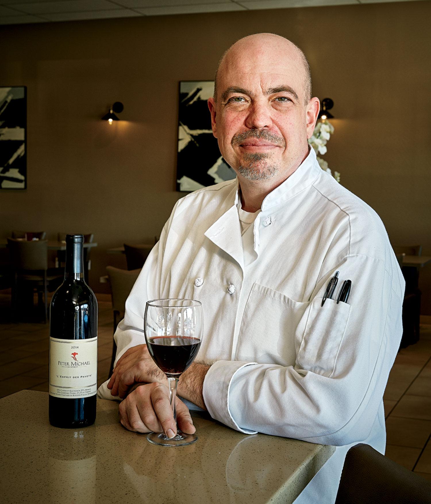 Chef John Bossmann