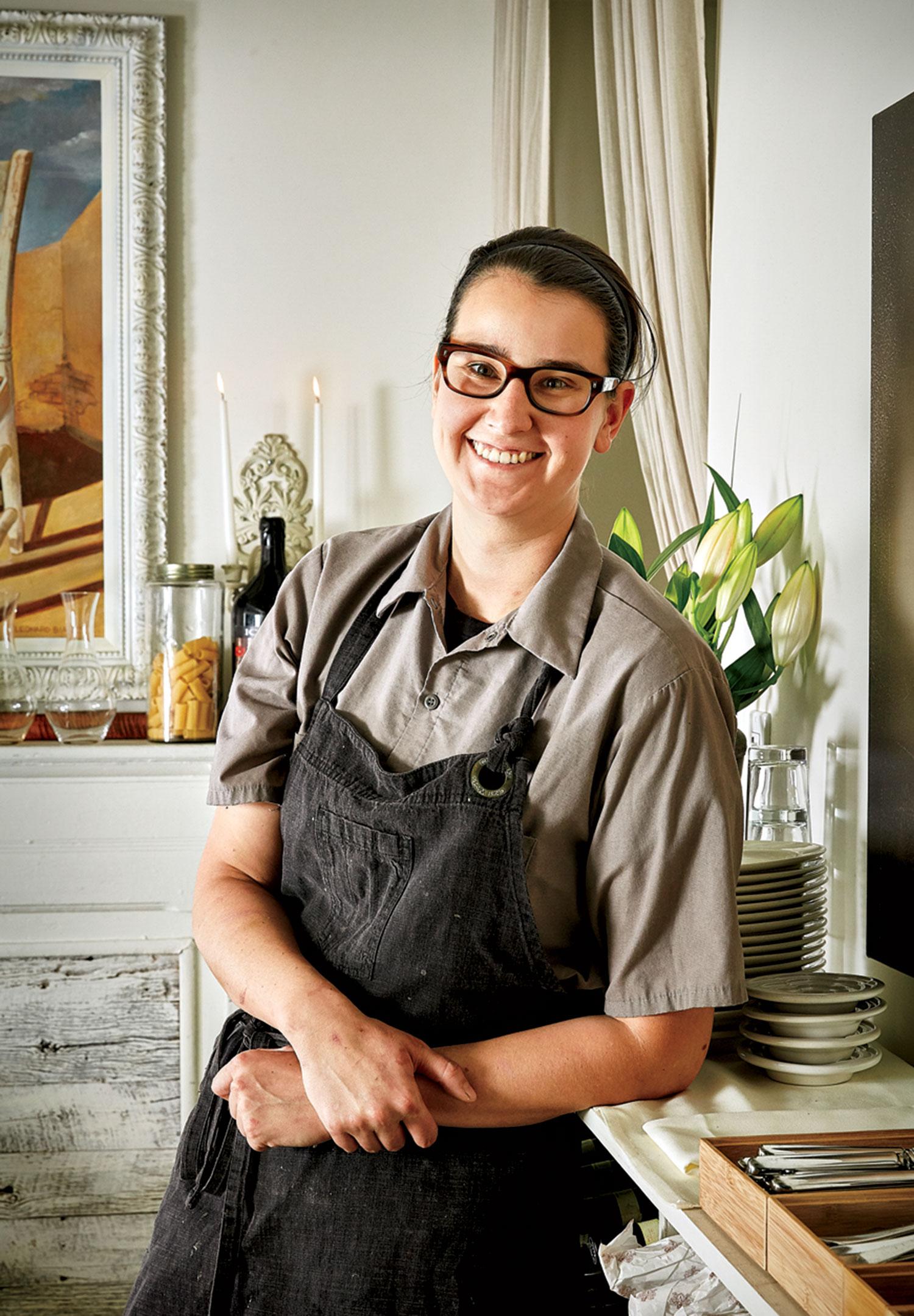 chef Cassie Shortino