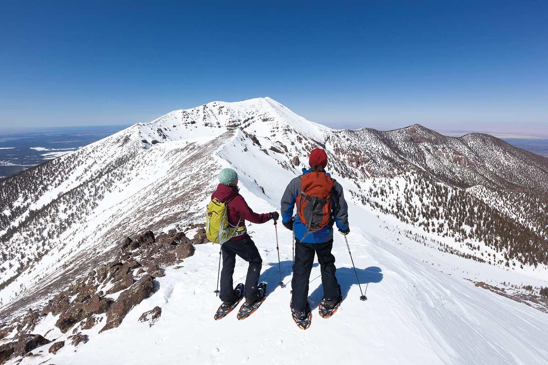 Agassiz Peak; Photo by John Burcham