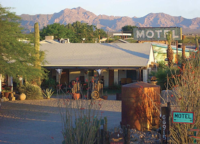photo courtesy Westward Motel