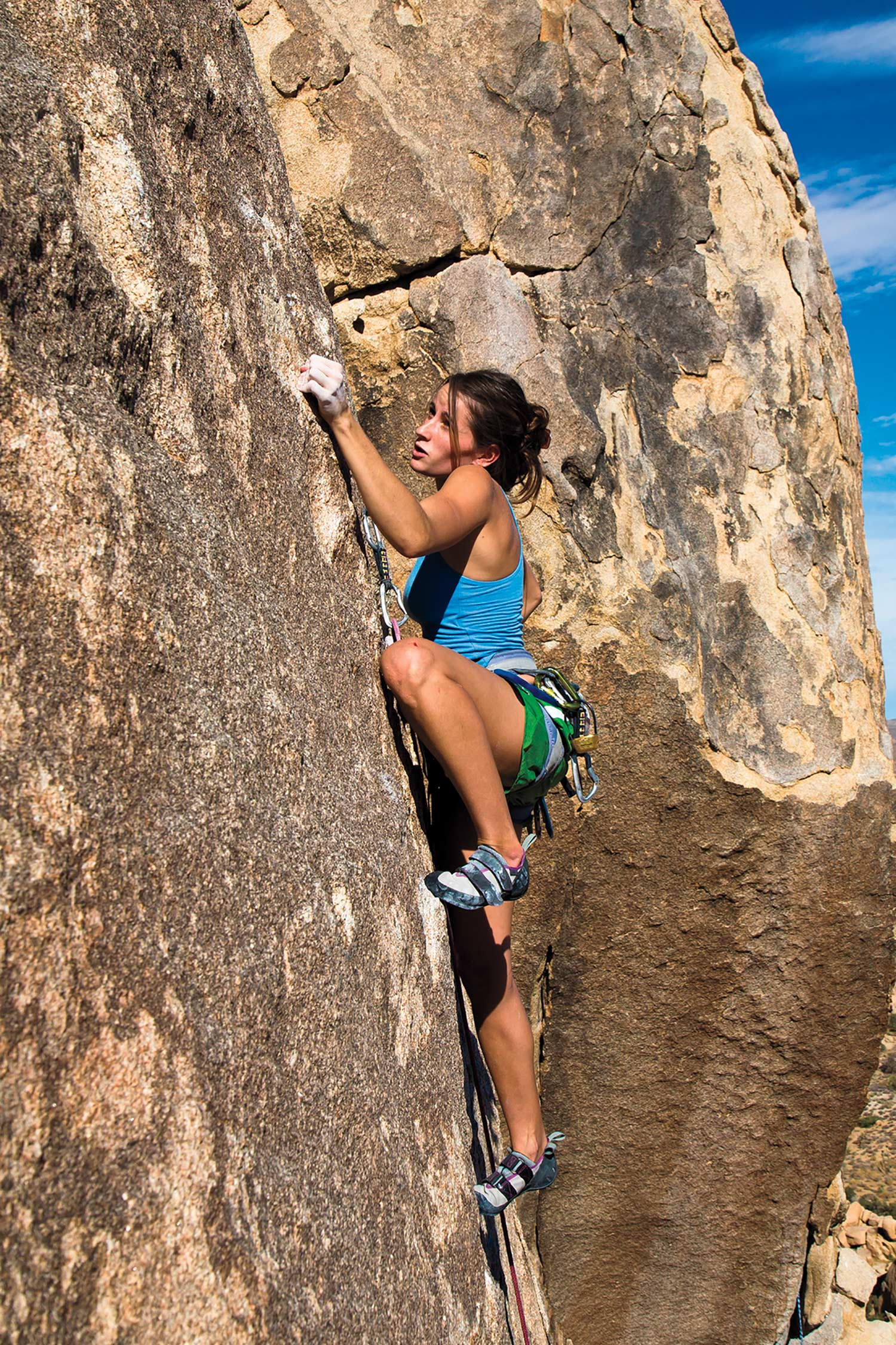 Photo courtesy Arizona Climbing & Adventure School