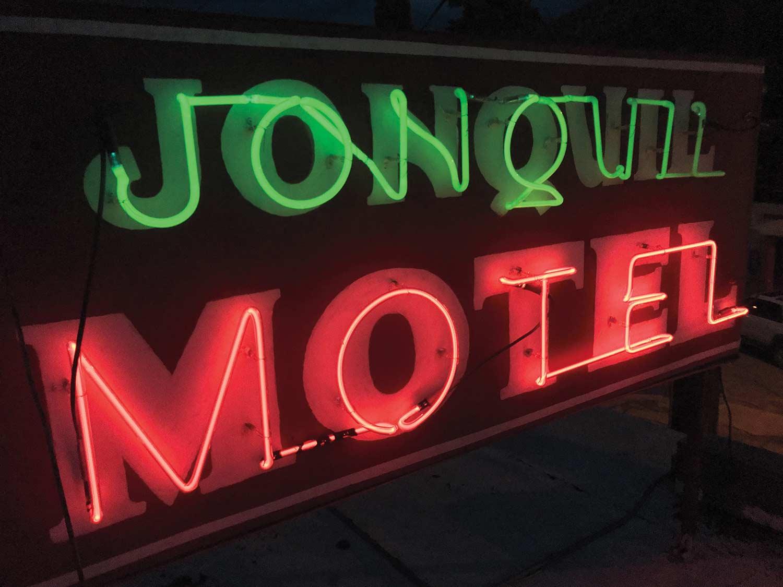 photo courtesy Jonquil Motel