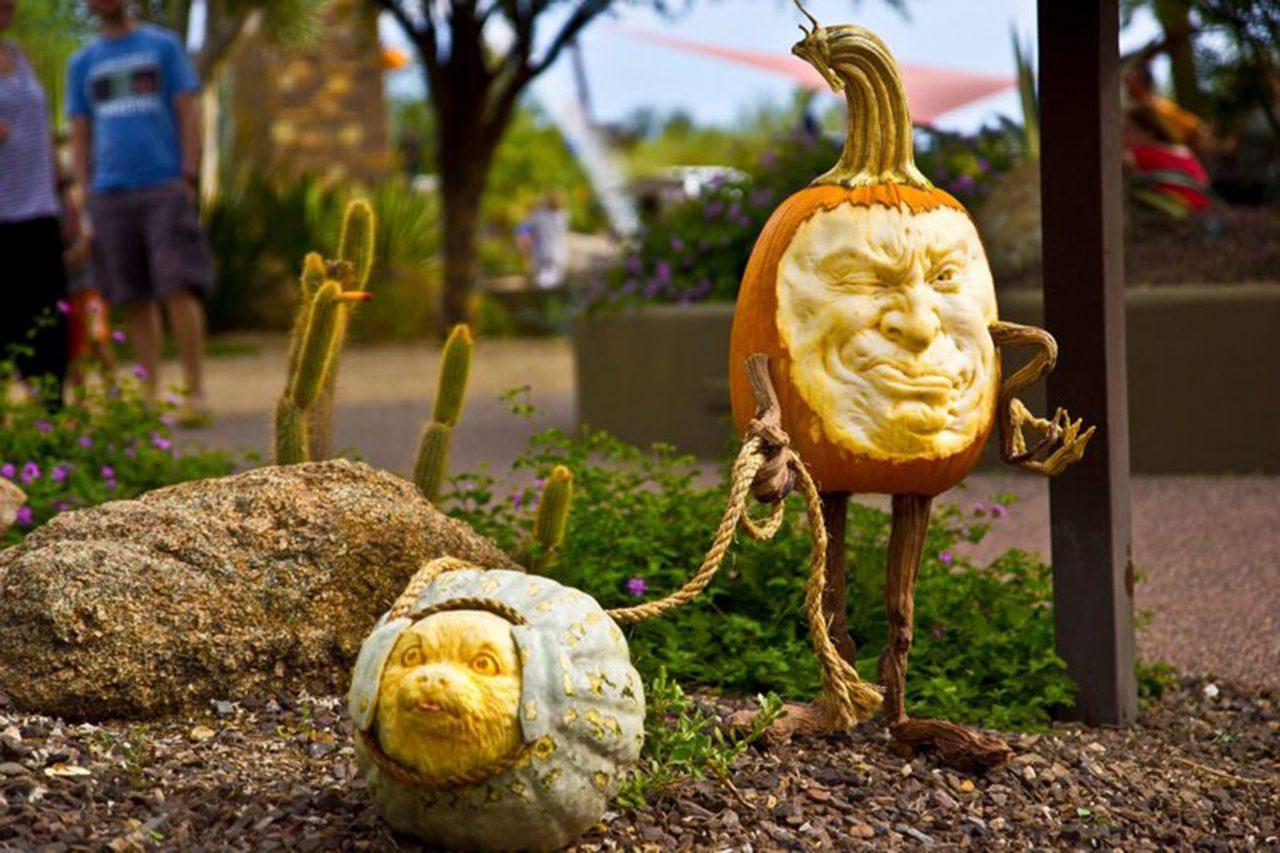 Enchanted Pumpkin Garden, October 18-27