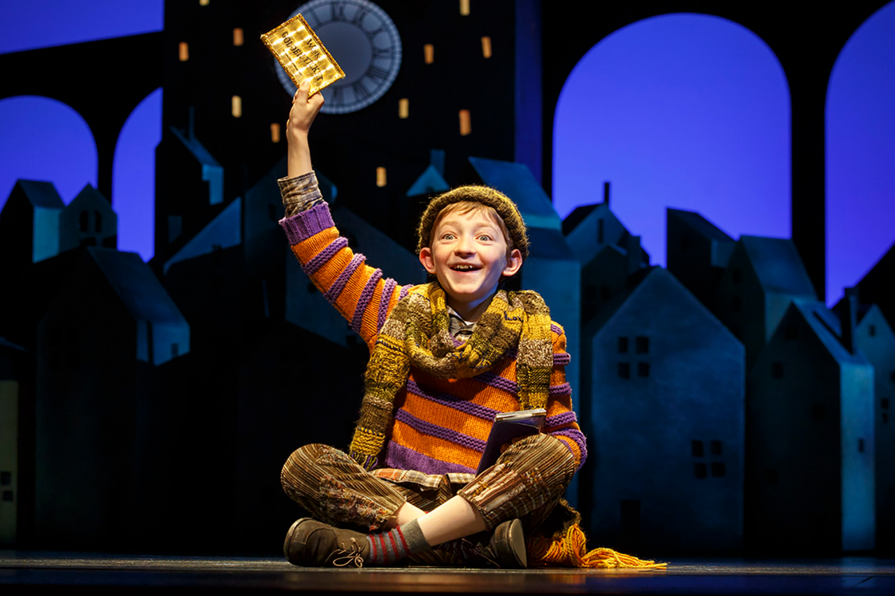 Charlie and the Chocolate Factory, June 11-16; Photo by Joan Marcus