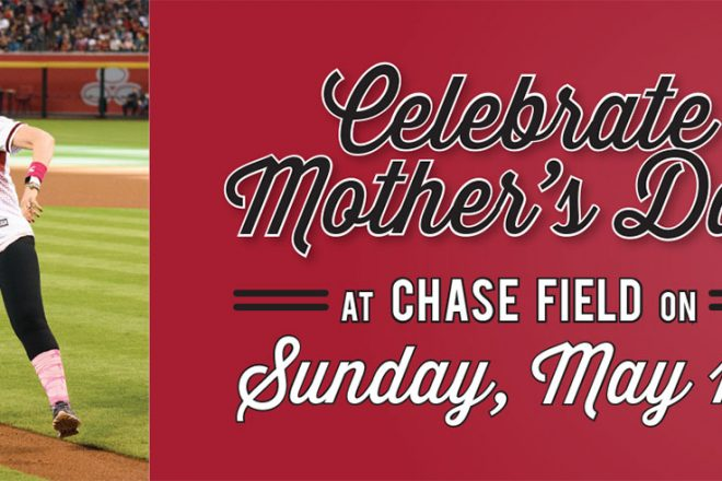 Celebrate Mother's Day with the D-backs