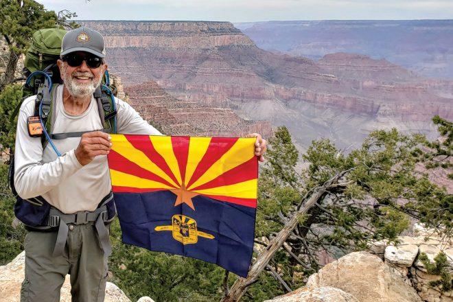 """""""Yo-Yo"""" Hiking the Arizona Trail"""