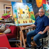 Artist of the Month: Frank Ybarra