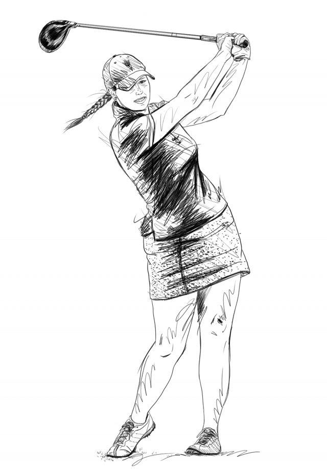 Illustration by Mirelle Inglefield