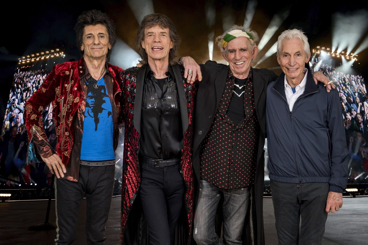 Rolling Stones, August 26