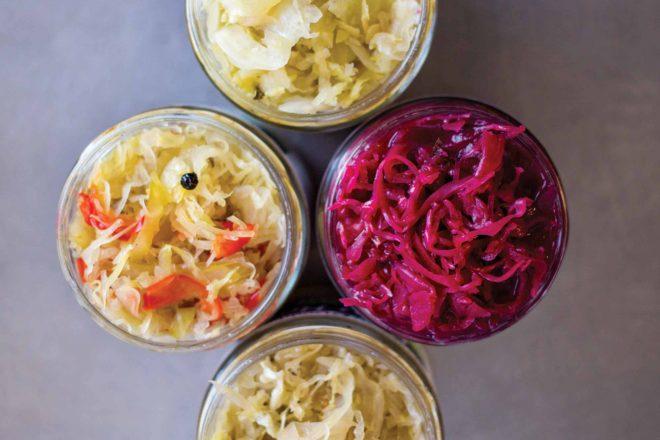 Craft Sauerkraut