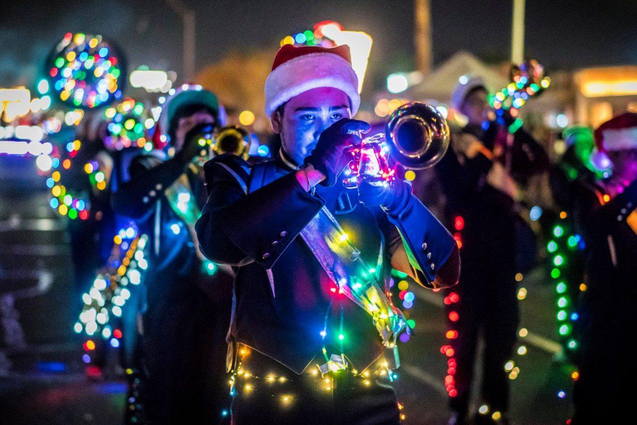 Electric Light Parade, December 7