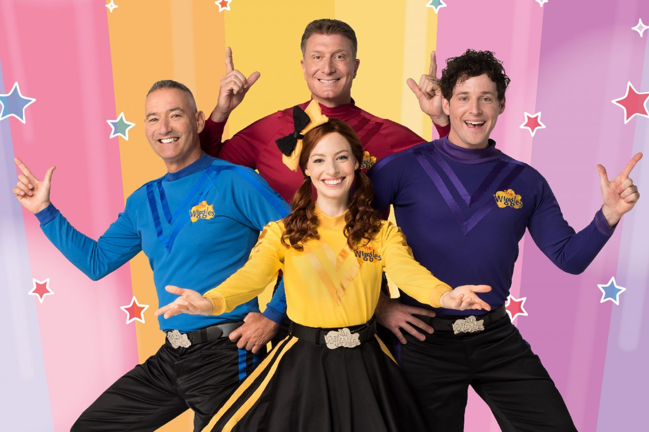 The Wiggles, August 5