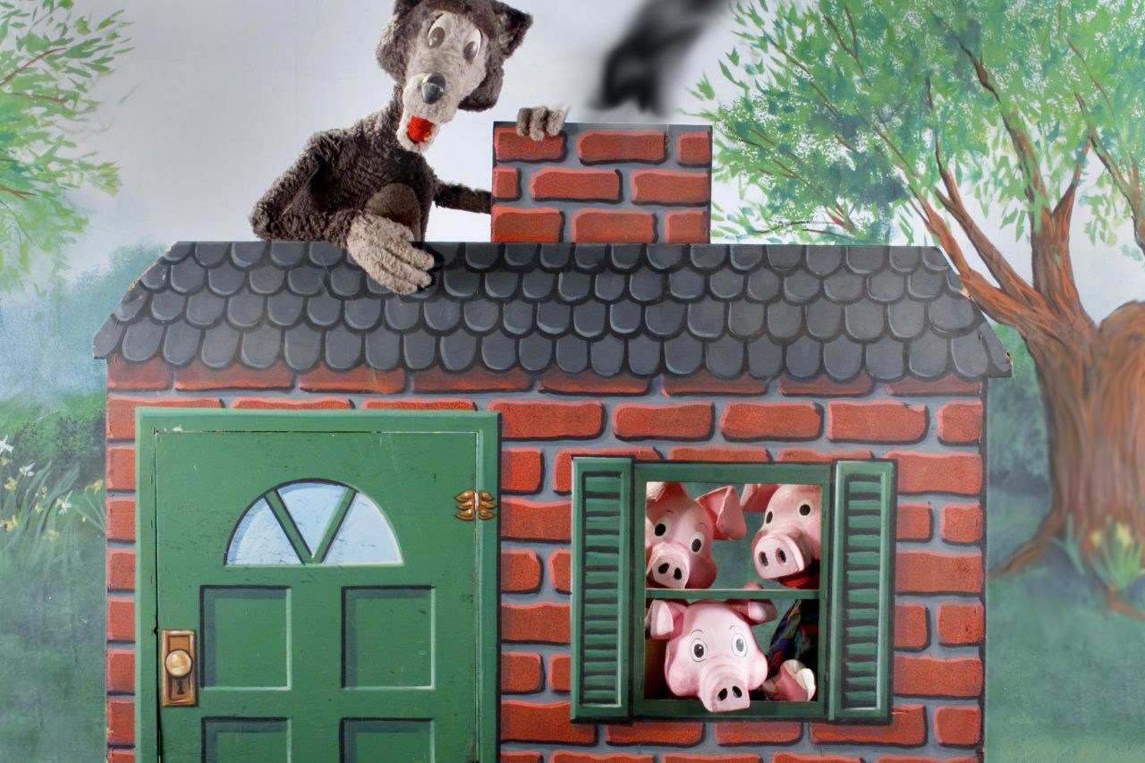 The Three Little Pigs, September 18 – October 6
