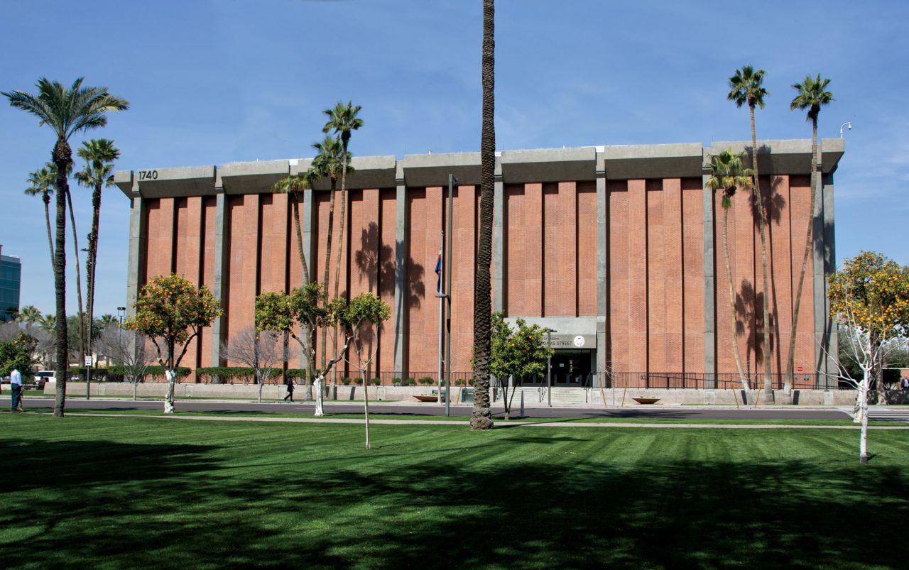 Arizona State Medical Board building; Photo by Mirelle Inglefield