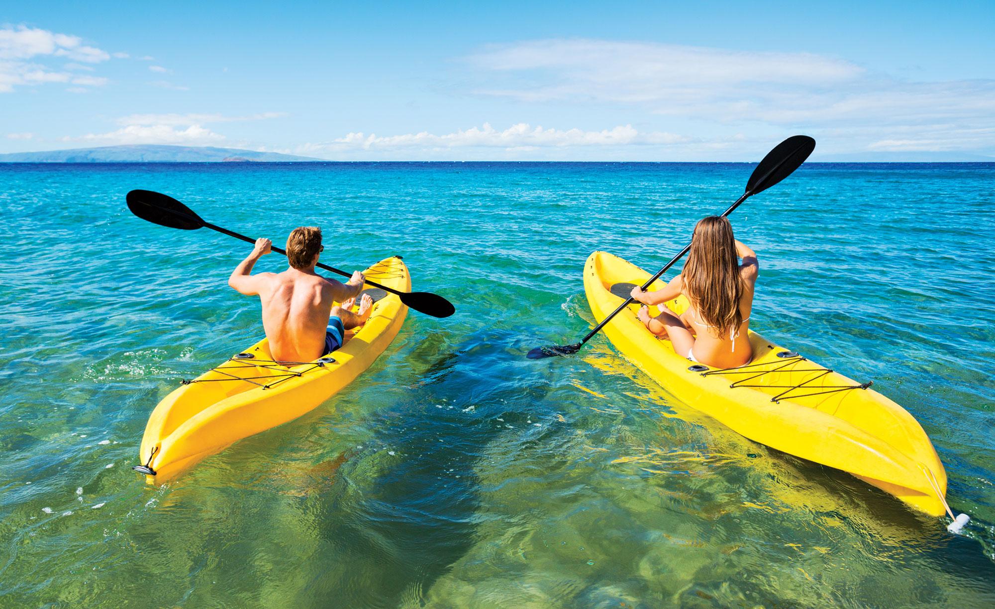 Photo courtesy All Over Mazatlan; Kayaking to Isla de Venados with All Over Mazatlán