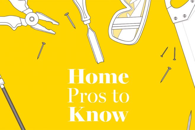 Home Pros To Know