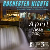 Four Short Plays Come to the Valley with Rochester Nights