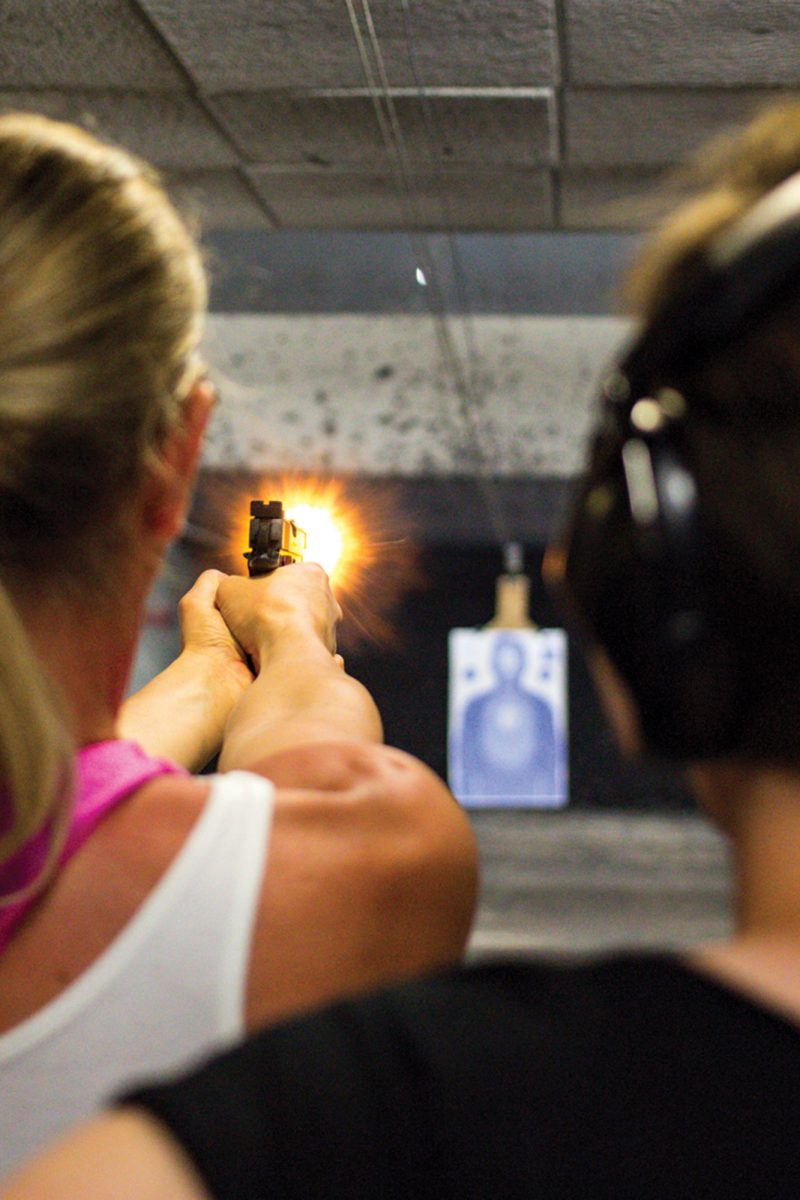 A Look Inside Phoenix's LGBTQ Gun Group