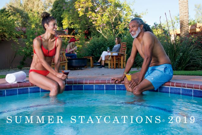 Summer Staycations 2019