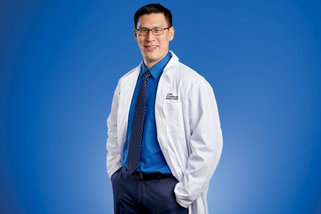 2019 Top Doctor: Elbert Y. Kuo