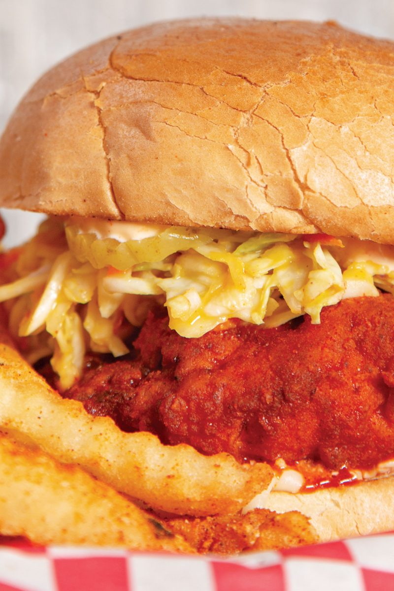 3 Hot Chicken Sandwiches to Try
