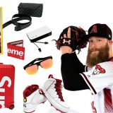 What's in Your Locker? with Archie Bradley