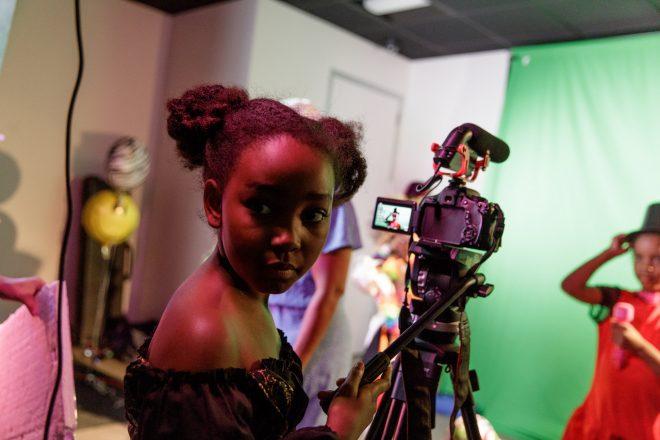 Nonprofit Inspires Future Filmmakers at Phoenix Art Museum