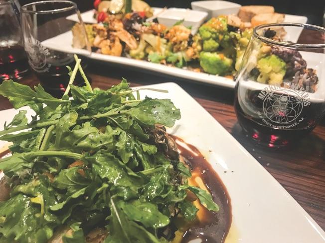 First Bite: Merkin Vineyards Old Town Scottsdale