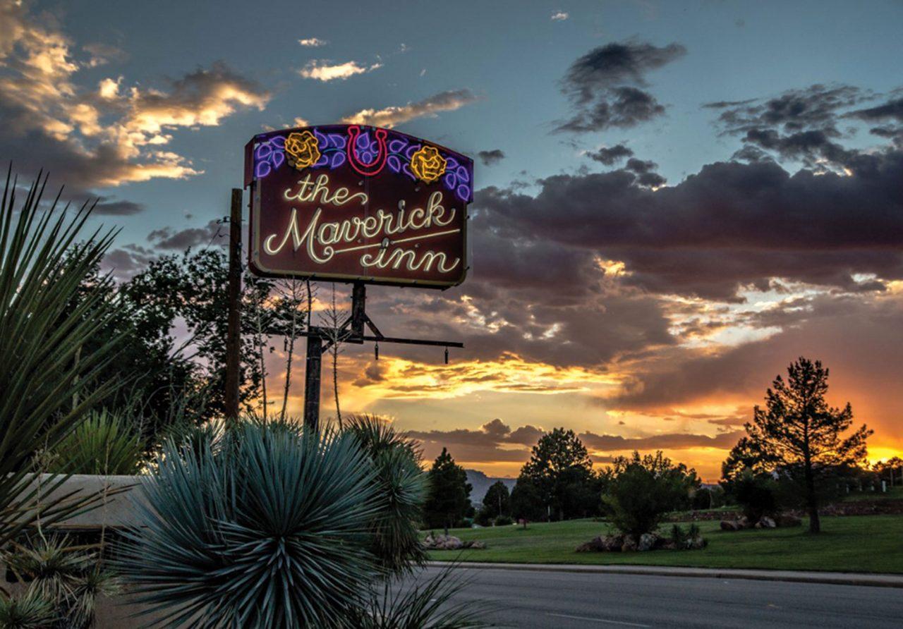 The Maverick Inn in Alpine; Photo courtesy The Maverick Inn