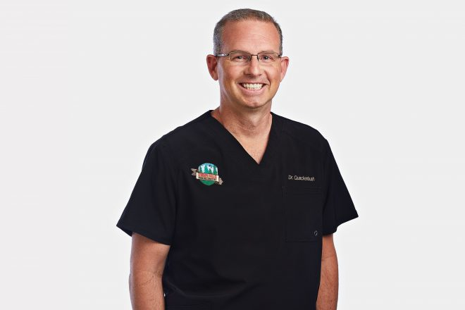 2019 Top Dentist: Brett Quackenbush