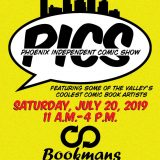 4 Local Comic Book Artists Appearing at the Phoenix Independent Comic Show