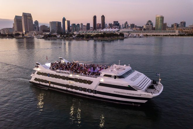 Win an Admiral's Pass With Hornblower Cruises & Events