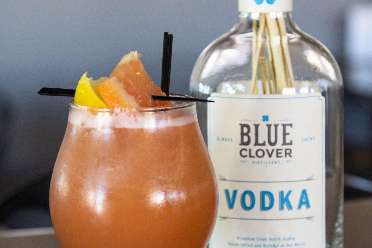Happy Hour: Blue Clover Distillery