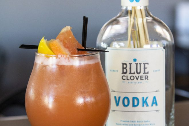 Happy Hour: Blue Clover Distillery