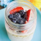 Recipe Friday: The Overnight Oats from Morning Squeeze